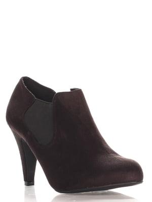 Ботинки черные | 5347395