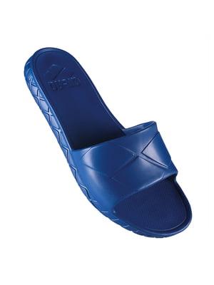 Шлепанцы синие | 5347401