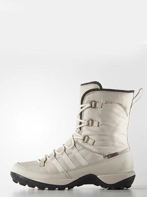 Ботинки бежевые | 5350085