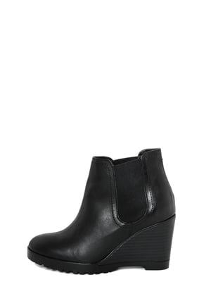 Ботинки черные | 5350090