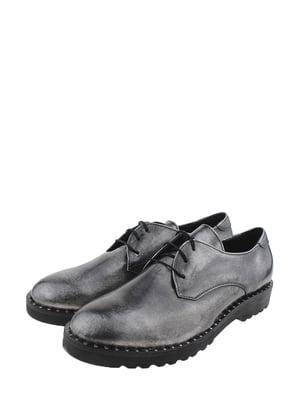 Туфли серые | 5350123