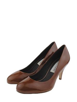 Туфли коричневые   5350128