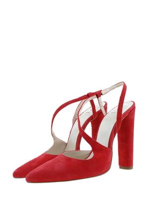 Туфлі червоні | 5350138