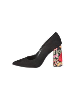 Туфлі чорні | 5350139