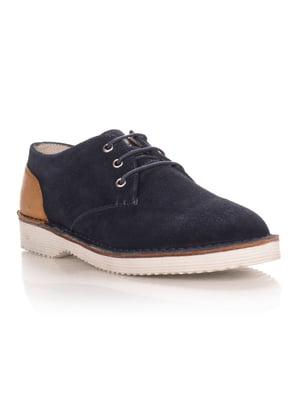 Туфли темно-синие   5350141