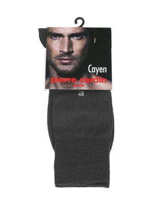 Шкарпетки темно-сірі | 5350283