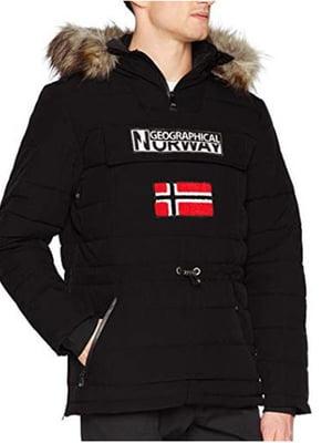 Куртка чорна | 5337577