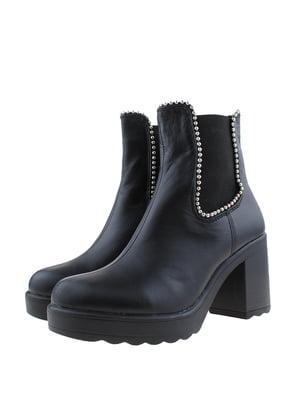 Ботинки черные | 5350305