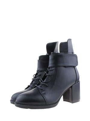 Ботинки черные | 5350313