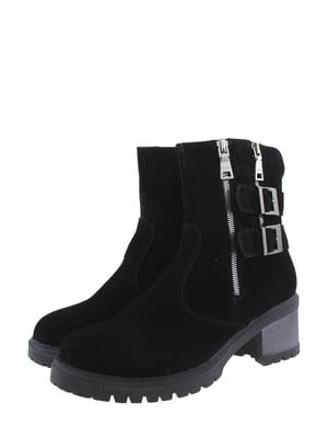 Ботинки черные | 5350340