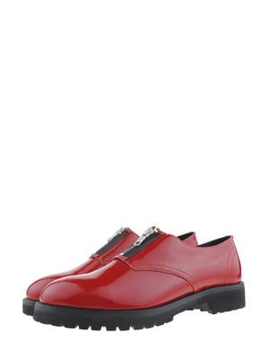 Туфлі червоні | 5350206