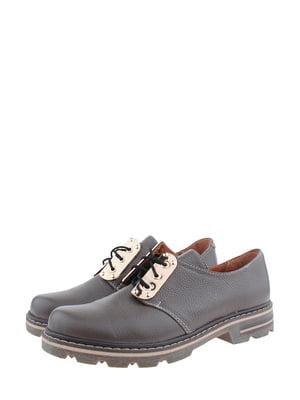 Туфли кофейного цвета | 5350212