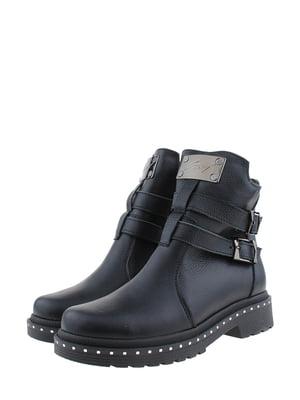 Ботинки черные | 5350213