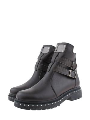 Ботинки коричневые | 5350214
