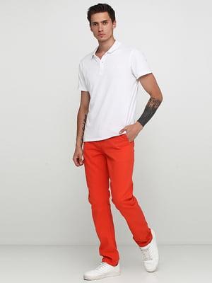 Брюки оранжевые | 5350413