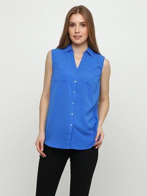 Блуза синя | 5350432