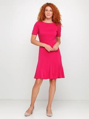 Сукня фіолетово-рожева | 5350440