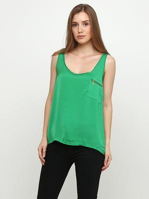 Блуза салатовая   5350447
