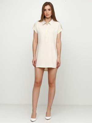 Платье молочного цвета | 5350454