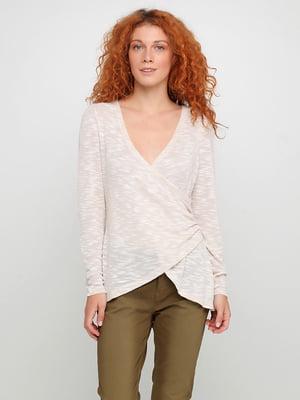 Пуловер кремового цвета | 5350456