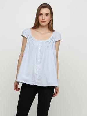 Блуза блакитна | 5350470