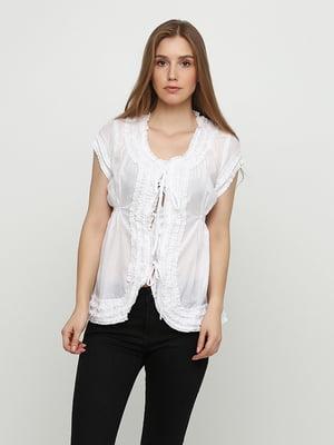 Блуза біла | 5350485