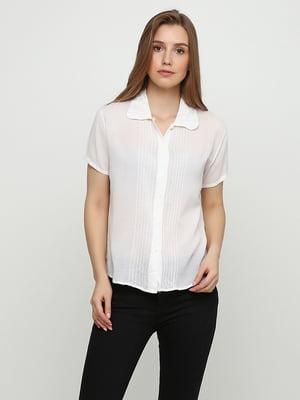 Блуза белая | 5350486
