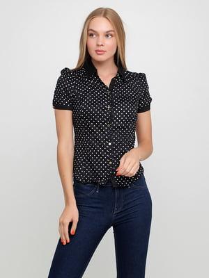 Блуза черная | 5350494