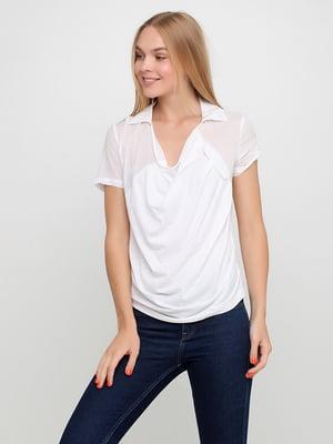 Блуза белая   5350495