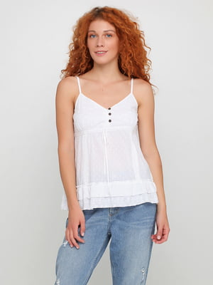 Блуза белая | 5350500