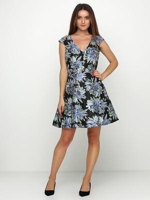Платье с принтом | 5350510