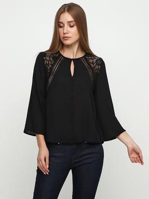 Блуза чорна   5350521