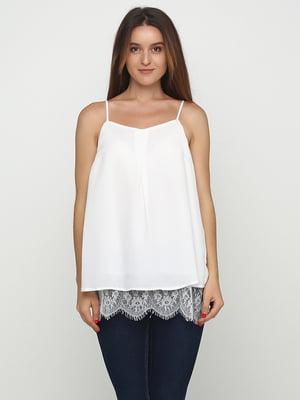 Блуза біла | 5350524