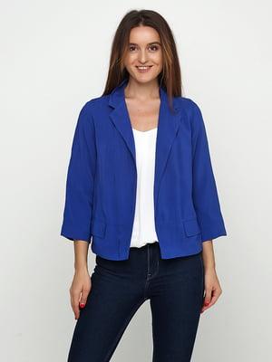 Жакет синій | 5350526