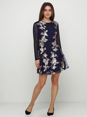 Сукня синя | 5350535