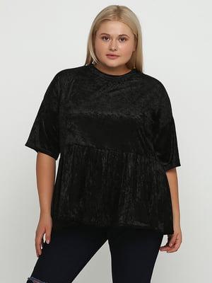 Блуза чорна | 5350536