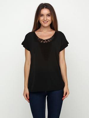 Блуза чорна | 5350541