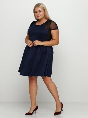 Сукня синя | 5350542