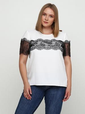 Блуза біла | 5350548