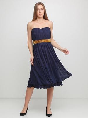 Сукня синя | 5350555