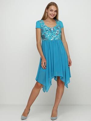 Сукня блакитна | 5350558