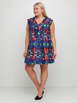Сукня з принтом | 5350563