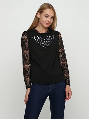 Блуза чорна | 5350564