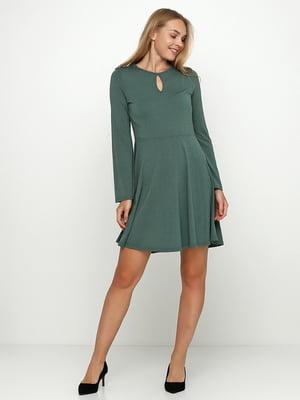 Сукня кольору хакі | 5350565