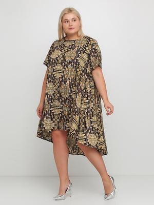 Сукня з принтом | 5350567