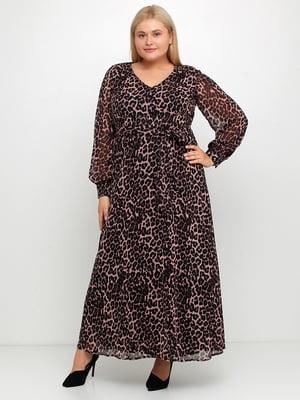 Сукня з принтом | 5350589