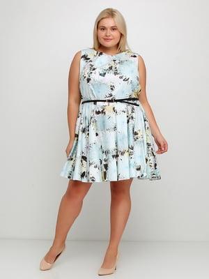 Сукня блакитна | 5350592