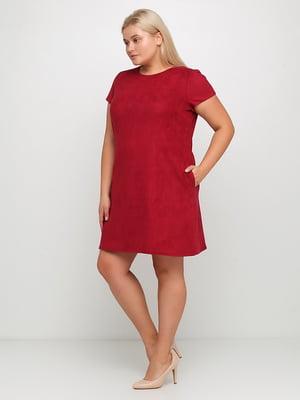 Сукня бордова | 5350595