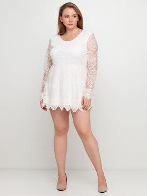Платье белое | 5350612