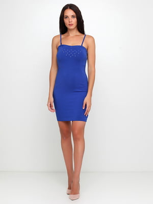 Сукня синя | 5350615